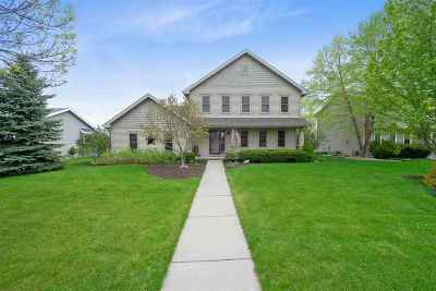 Sun Prairie Single Family Home For Sale: 1159 Gas Light Dr