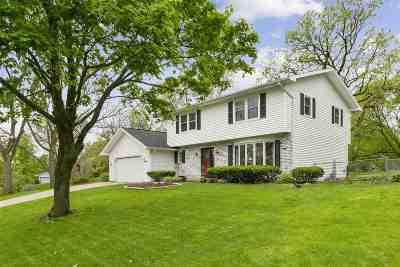 Fitchburg Single Family Home For Sale: 2765 Osmundsen Rd