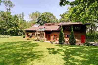 Fitchburg Single Family Home For Sale: 2385 Lisa Ln