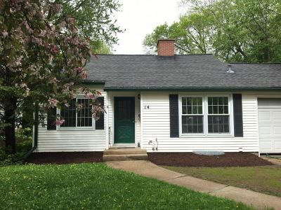 Madison Single Family Home For Sale: 14 S Owen Dr