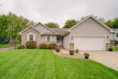 Deforest Single Family Home For Sale: 604 Meadow View Ln