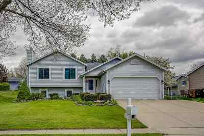 Madison Single Family Home For Sale: 3301 Basil Dr