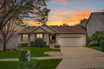 Madison Single Family Home For Sale: 5422 Yesterday Dr
