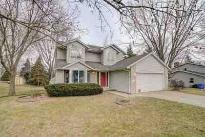 Fitchburg Single Family Home For Sale: 5662 Barbara Dr
