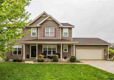 Madison Single Family Home For Sale: 7929 Oak View Dr