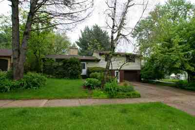 Madison Single Family Home For Sale: 609 Orchard Dr