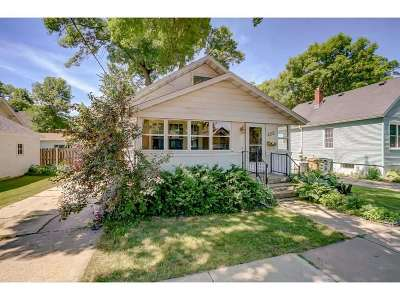Madison Single Family Home For Sale: 406 N 7th St