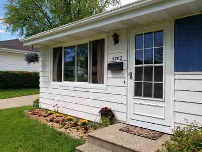 Madison WI Single Family Home For Sale: $209,900