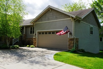 Merrimac WI Condo/Townhouse For Sale: $269,900