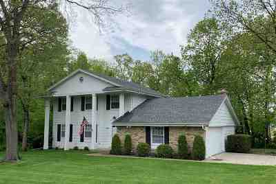 Dodge County Single Family Home For Sale: N4281 Hickory Dr