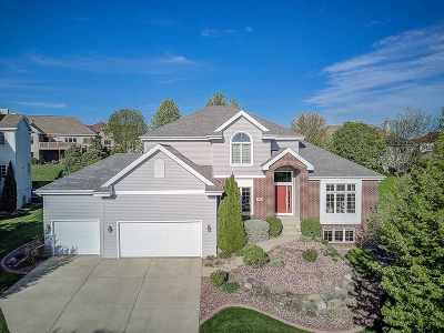 Waunakee Single Family Home For Sale: 1605 Shenandoah Dr