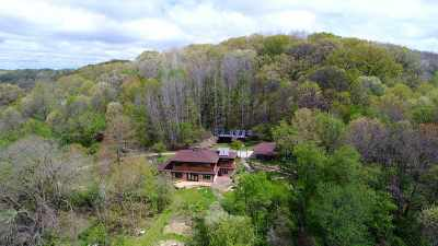 Sauk County Single Family Home For Sale: S7295 Lake Rd