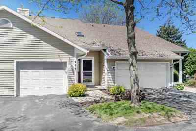 Madison Condo/Townhouse For Sale: 809 N Gammon Rd