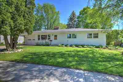 Madison Single Family Home For Sale: 1921 Elka Ln