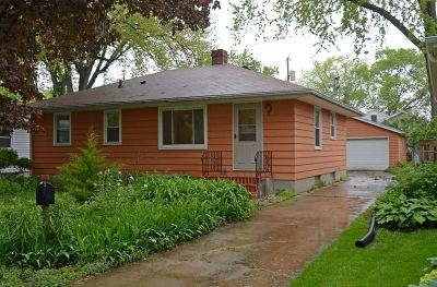Madison Single Family Home For Sale: 3614 Johns St