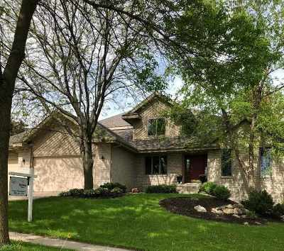 Madison Single Family Home For Sale: 806 Swallowtail Drive
