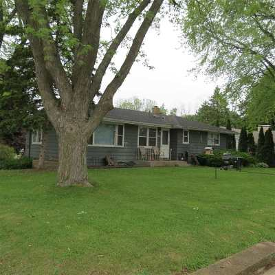 Milton Single Family Home For Sale: 204 E High St