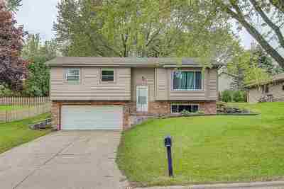 Fitchburg Single Family Home For Sale: 4468 Crescent Rd