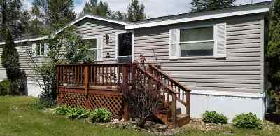 Wisconsin Dells Single Family Home For Sale: 784 Hwy 82
