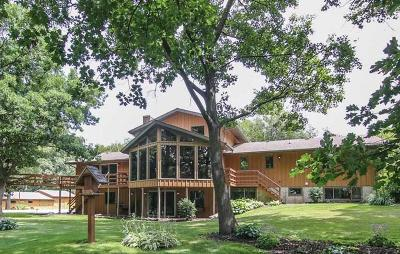 Jefferson County Single Family Home For Sale: N5611 County Road A