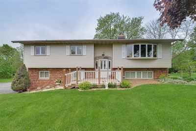 Dane County Single Family Home For Sale: 5331 Broken Bow Rd
