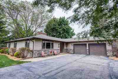 Cottage Grove Single Family Home For Sale: 4469 Kennedy Rd