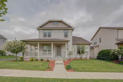 Verona Single Family Home For Sale: 9450 Briar Haven Dr