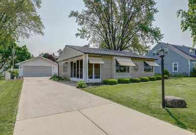 Verona Single Family Home For Sale: 203 Westlawn Ave