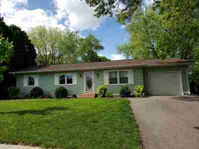 Baraboo Single Family Home For Sale: 134 13th Ave
