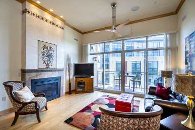 Madison Condo/Townhouse For Sale: 625 N Segoe Rd #811