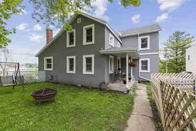 Green County Single Family Home For Sale: 118 1st Ave