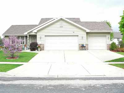 Cottage Grove Single Family Home For Sale: 403 Coyle Pkwy