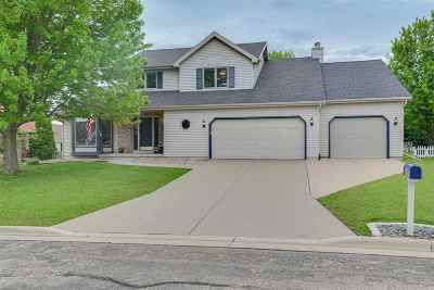 Cross Plains Single Family Home For Sale: 3126 Melody Parkway