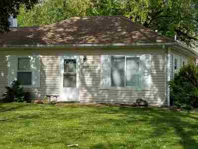 Fitchburg Single Family Home For Sale: 2899 Rimrock Rd