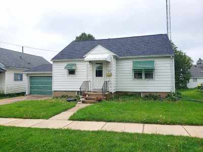 Fennimore Single Family Home For Sale: 1340 Madison St