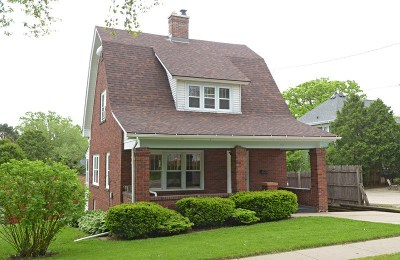 Mount Horeb Single Family Home For Sale: 201 N 3rd St
