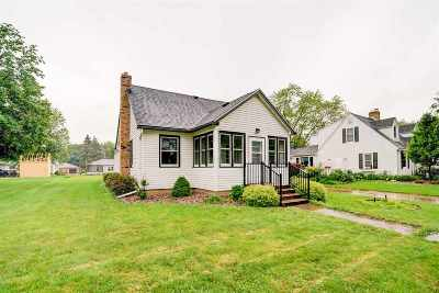 Waunakee Single Family Home For Sale: 208 4th St