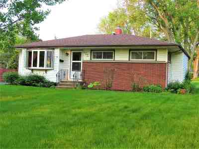 Madison Single Family Home For Sale: 1121 Fleetwood Ave