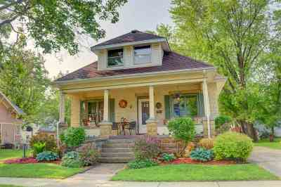 Edgerton Single Family Home For Sale: 505 Washington St