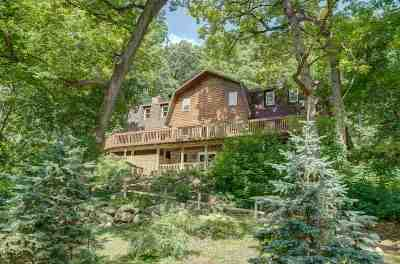 Deforest Single Family Home For Sale: 6403 Portage Rd