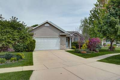 Waunakee Single Family Home For Sale: 1105 Heritage Ct