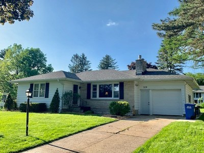 Baraboo Single Family Home For Sale: 319 11th St