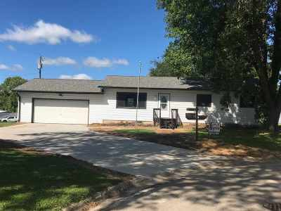 Single Family Home For Sale: 700 Heer St