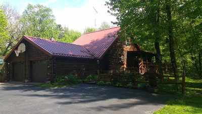 Wisconsin Dells Single Family Home For Sale: N384 Mariposa Ln