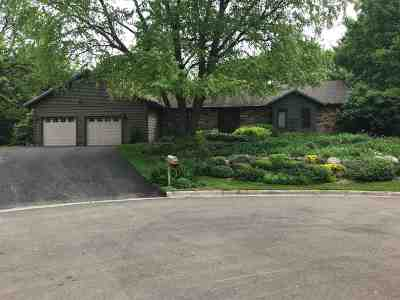Fitchburg WI Single Family Home Sold: $365,000