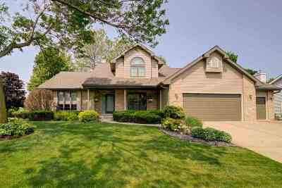 Waunakee Single Family Home For Sale: 1509 Bradford Bay