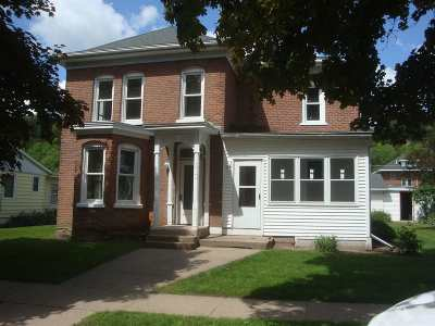 Cassville Single Family Home For Sale: 613 Amelia St