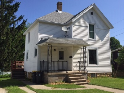 Green County Single Family Home For Sale: 2009 7th St