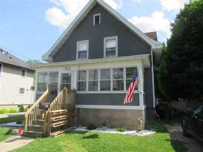 Jefferson County Single Family Home For Sale: 512 Water St