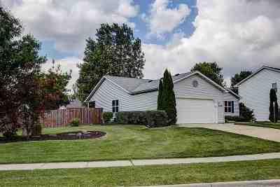 Sun Prairie Single Family Home For Sale: 1418 Prairie Rose Dr